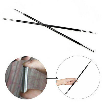 Magic Appearing Wand 50cm Easy Suddenly Pop Up Magic Trick Magician Props &YE
