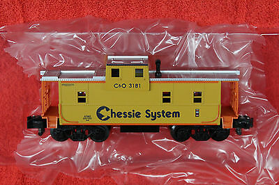 47982 American Flyer Chessie System Extended Vision Caboose New In Box
