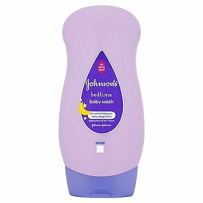 Johnson's Baby 400 ml Bedtime Wash