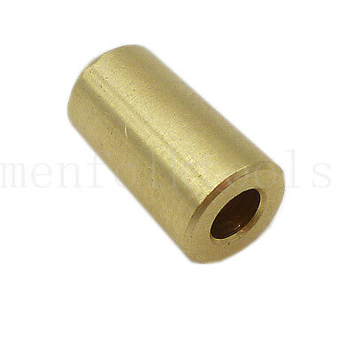 3.17mm Brass Mini Electric Motor Shaft Clamp Drill Chuck Coupling Connector