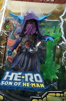UNNAMED ONE 2014 MOTU MOC ABO EXCLUSIVE Masters of the Universe Classics He Man