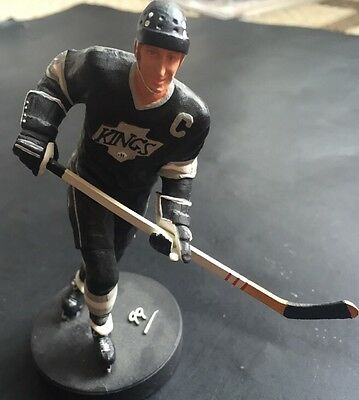 44228781 Wayne Gretzky The Great One # 99 Gartlan Figurine Statue /10,000 Kings Nm 5