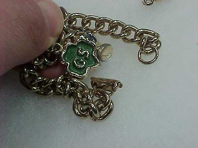 Girl Scouts of America Charm Bracelet (16H1)