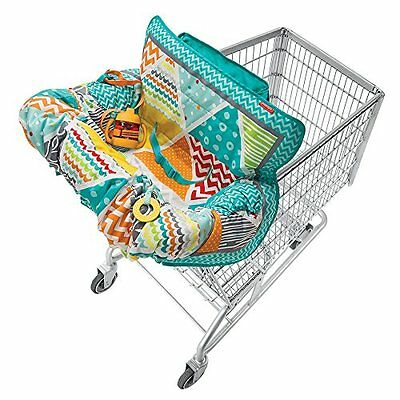 Infantino Compact Cart Cover, Teal...