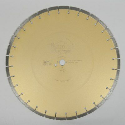 NEW Diamond Way Gold Premium Concrete Blade For Cutting Reinforced Concrete. ...
