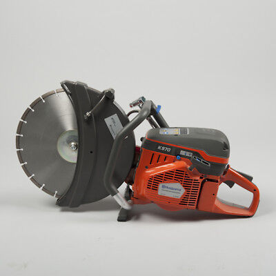 NEW Husqvarna Demo Saw K970