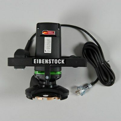 NEW NEW Eibenstock Handheld Electric Grinder Hand Held Concrete Grinder