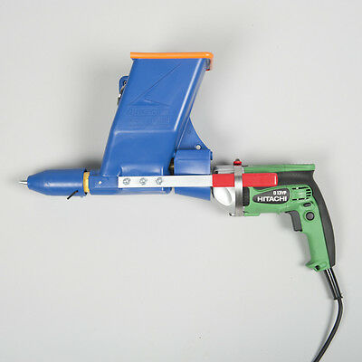 NEW Quikpoint Repointing and Grouting Gun with Hitachi Electric Drill