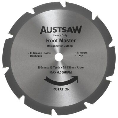 NEW NEW Austsaw  Rootmaster Blades For Cutting Tree Roots
