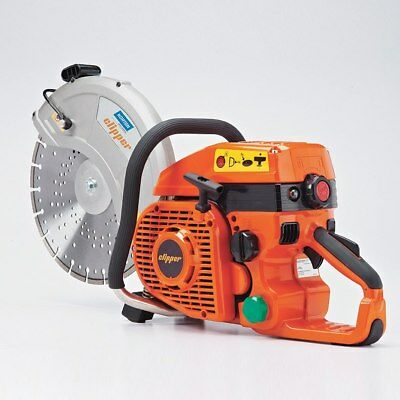 NEW Clipper Norton I Lube Demolition Saw CP514 (350mm Blade capacity)