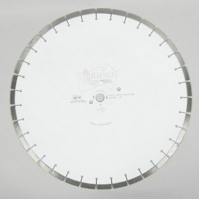 NEW Diamond Way White Concrete Contractor Blade For Cutting Reinforced Concrete