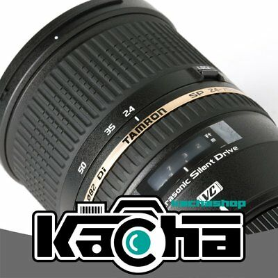 SALE Tamron SP 24-70mm F/2.8 Di VC USD (A007N) For Nikon
