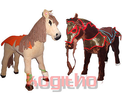 pferd ritterpferd bayala schleich spielpferd reiten sound tier reitpferd 80cm eur 42 99. Black Bedroom Furniture Sets. Home Design Ideas