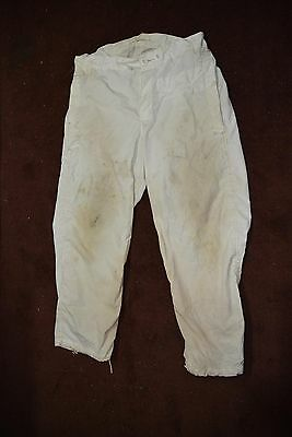 Canadian artic winter camo pants size small 7030 ( store #P6 bte# 151 )
