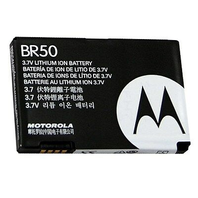 NEW OEM MOTOROLA BR50 BATTERY FOR RAZR RAZOR V3 V3c V3i V3m V3r V3t PEBEL U6