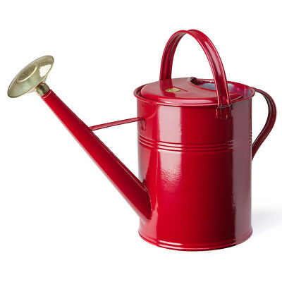 NEW Haws Traditional Burgundy Watering Can 8.8L