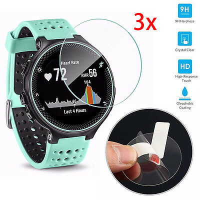 1PC 9H Tempered Glass Screen Protector For Garmin Forerunner 225/230/235/620/630