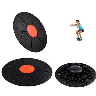 Professional Wobble Balance Equation Board Stability Disc Yoga Training Muscle