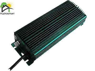 Adjustable 600w Digital Ballast with Super Lumens for HPS & MH Lamps