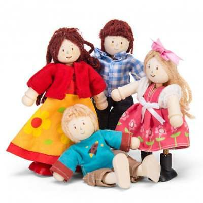 Le Toy Van - Doll Family of 4