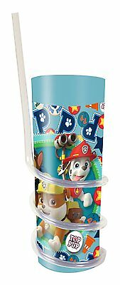 Boys - Paw Patrol Twisty Straw Tumbler