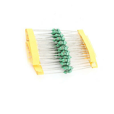 50PCS 0410 Color Ring Inductance 22uH 220K 1/2W Axial RF Choke Coil Inductor