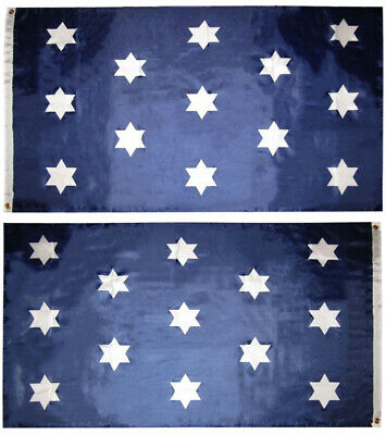George Washington Headquarters Flag 3x5 ft Commander in Chief Personal Historic