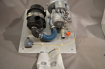Siemens Nash Elmo Rietschle Regenerative Blower Model # G200 2BH 1300 - 7AV15-Z