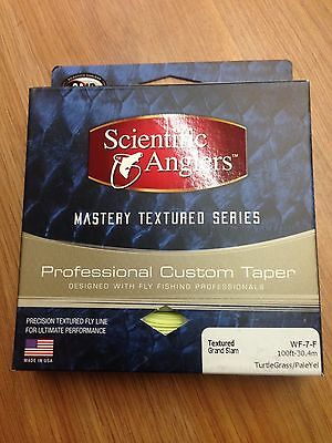 Scientific Anglers Mastery Textured  Saltwater Grand Slam Fly Line WF7F