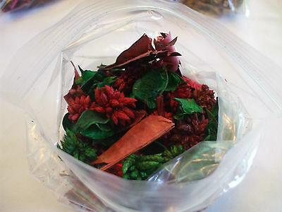 Red And Green MIXED Potpourri Holidays Home Decoration Fragrant