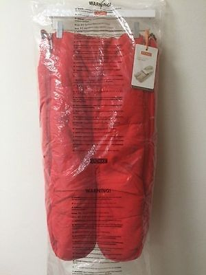 Stokke Xplory Foot Muff Red Color