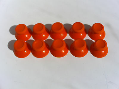 10 NEW Analog Thumbstick Thumb Stick Replacement for XBOX One Controller Orange