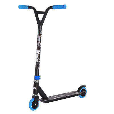 Kobe Edge kick pro Scooter - (Blue) Lucky Havoc District MGP Razor Blitz