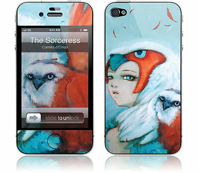 GelaSkins Protective Skin for Apple iPhone 4/4S - The Sorceress