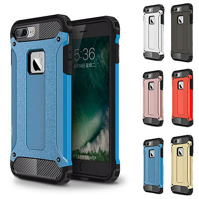 Heavy Duty Shockproof Hybrid Rugged Hard Protective Case Cover For iPhone 7 Plus