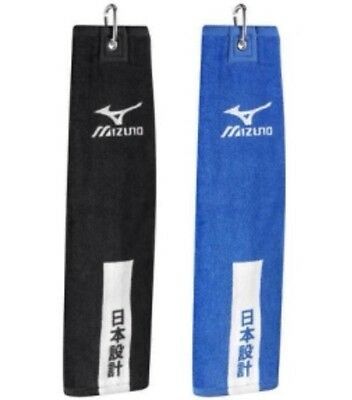 Mizuno Blue Tour Towel