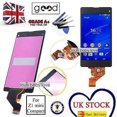 For Sony Xperia Z1 Mini Compact M51w D5503 LCD Display Touch Screen Digitizer UK