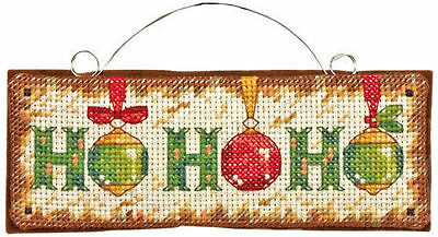 Jingle Bells Set of 5 Cross Stitch Kit Dimensions Christmas D70-08868