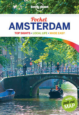 NEW ! Lonely Planet Pocket Amsterdam (Travel Guide) (Paperback,2013)