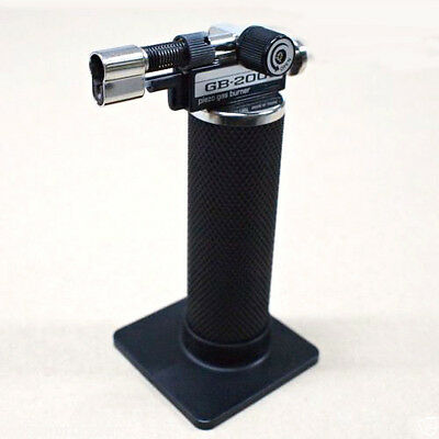 Micro Tourch GB-2001 Hand Butane Hot Jet Flame Lighter Soldering Multipurpose