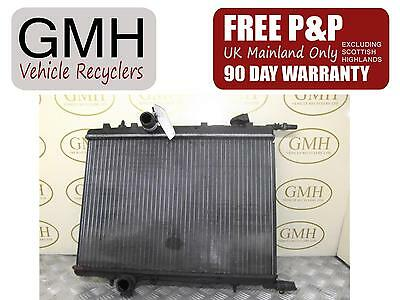 Peugeot 307  1.6 Petrol Water Cooler Coolant Radiator With A/c 2001-2008 ~