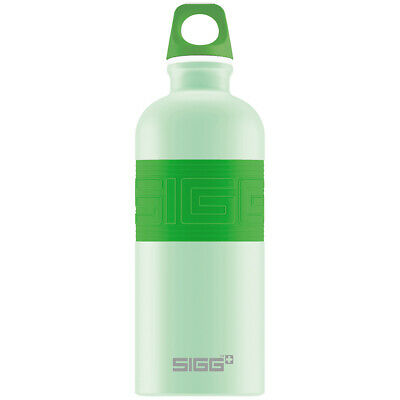 NEW SIGG Pastel Green Touch Drink Bottle 600ml