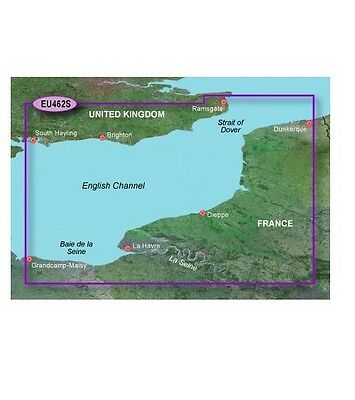 GARMIN Carte BlueChart G2 EU462S