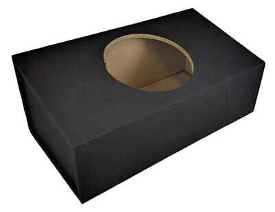 12 Inch Sealed Sub-Woofer Box Enclosure Bass Amp Box For All Sub  Fast Delivery