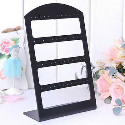 New Fashion 48 Holes Earrings Jewelry Show Display Rack Stand Holder Showcase