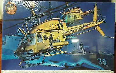 MRC OH-58D Warrior 'THUGS', Includes 2 Figures in 1/35 BA 108 NEW ~SEALED