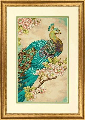 Dimensions - Counted Cross Stitch Kit - Peacock - D70-35293