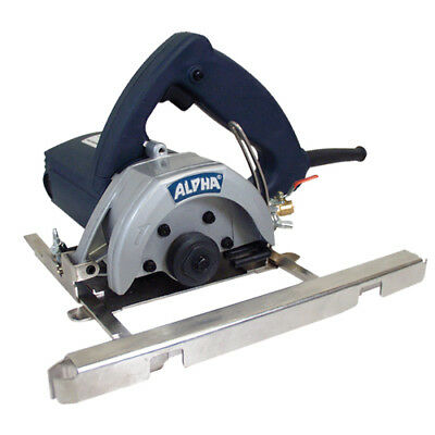 "Alpha AWS-110 4-1/2"" - Wet Stone Cutter - 110V"