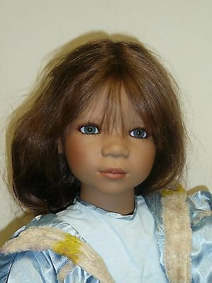 """36"""" Ronja by Annette Himstedt from 2004 w/Box & COA #203/277"""