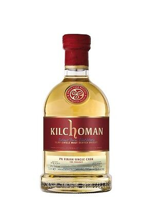 Kilchoman Trilogy PX Cask 2010 Single Malt Scotch Whisky 700ml